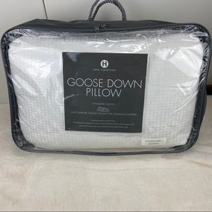 Hotel Collection Goose Down Standard Pillow